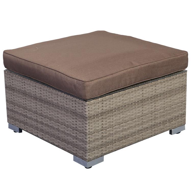 Armrest Cheap Wicker Garden Sofa Good Sale Rattan
